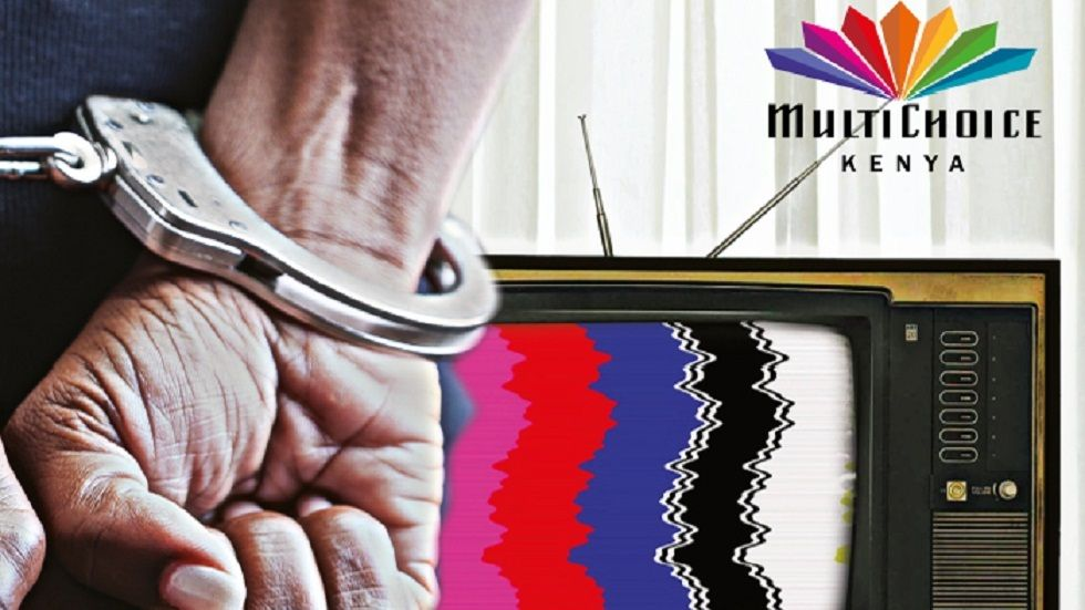 MultiChoice Kenya Anti-Piracy