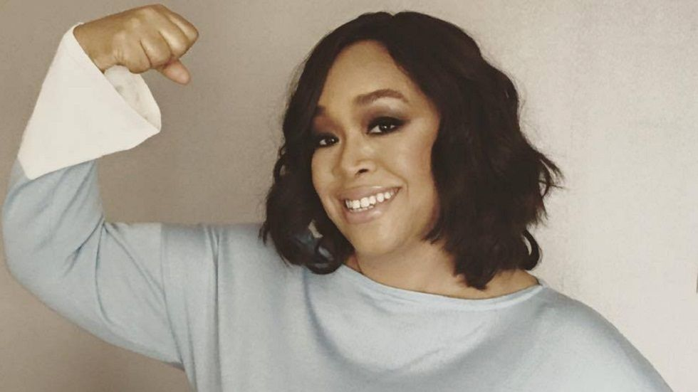 TV producer/screenwriter Shonda Rhimes