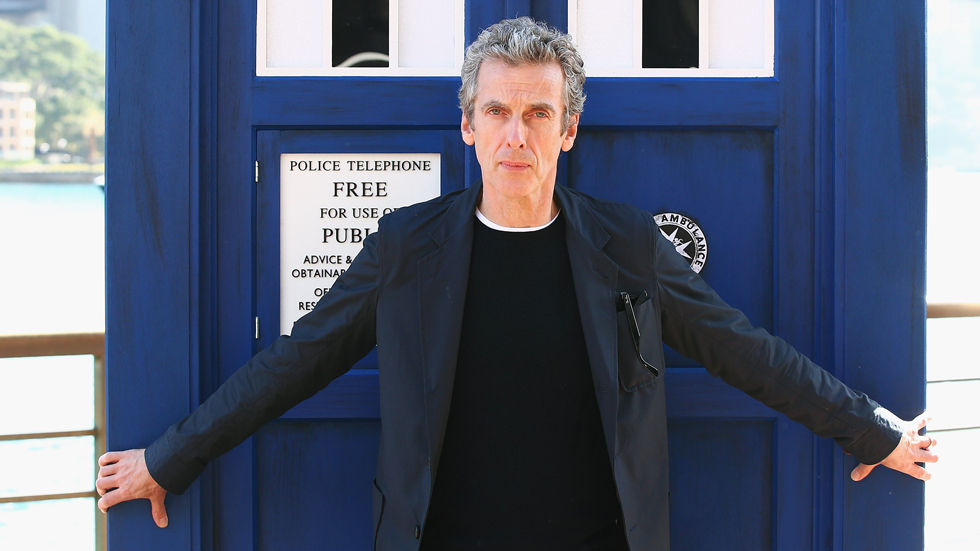 Star of Doctor Who, Peter Capaldi