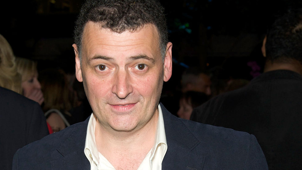 Steven Moffatt, executive producer of Doctor Who on DStv's BBC First