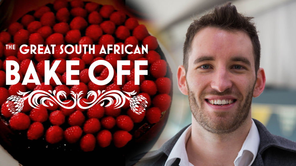 Andrew, Great SA Bake Off, BBC Lifestyle
