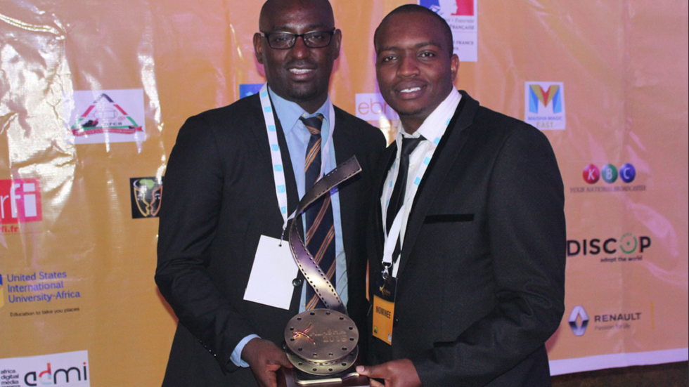 Winners at Kalasha Awards