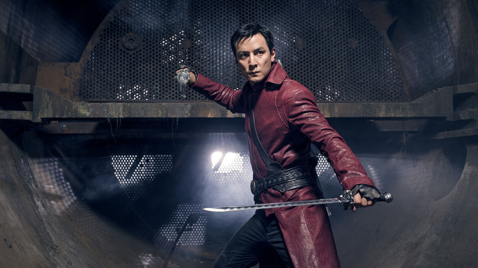 Artwork for Into the Badlands on AMC
