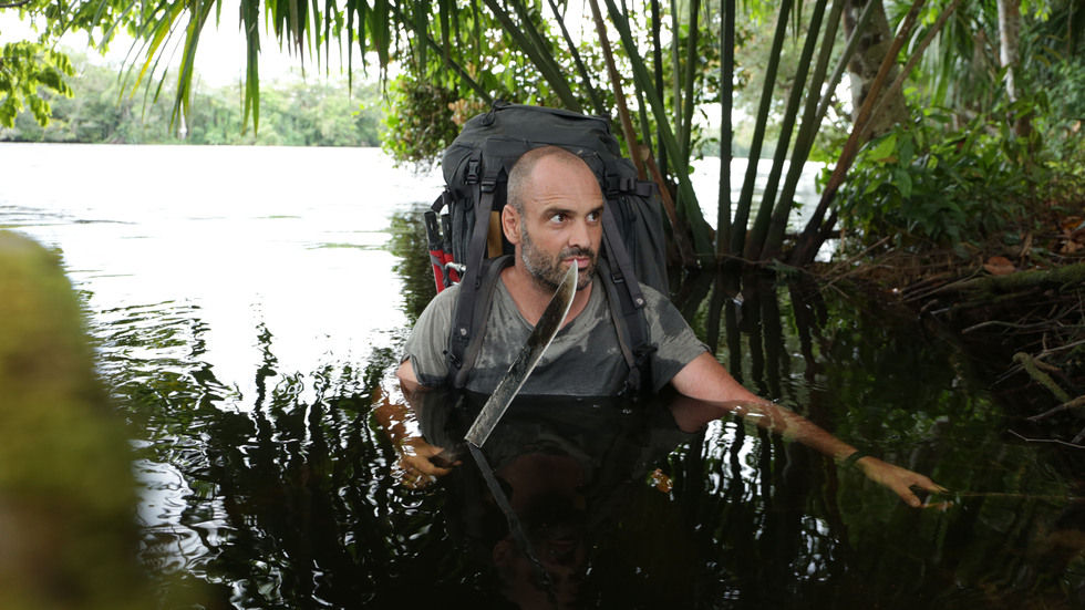 Ed Stafford: Into the Unknown.