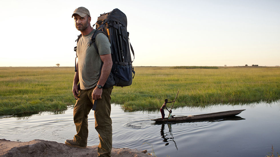Ed Stafford in Into The Unknown