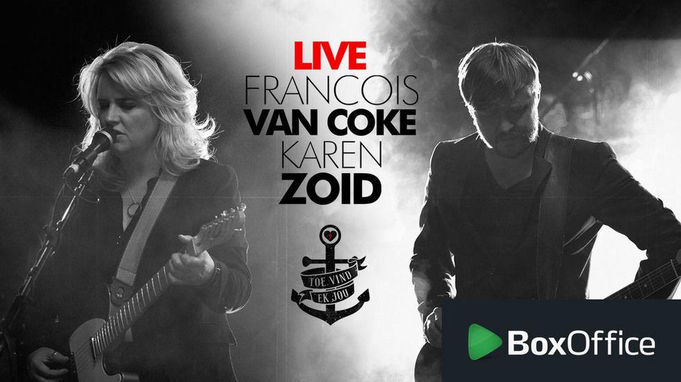 Artwork for Toe Vind Ek Jou on BoxOffice featuring Karen Zoid and Francios van Coke