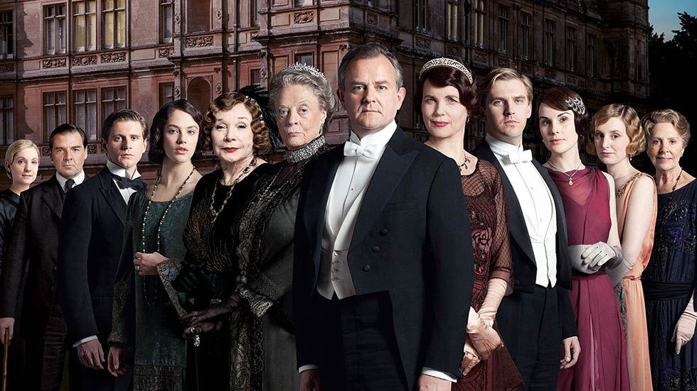 Downton Abbey S4 Campaign Page