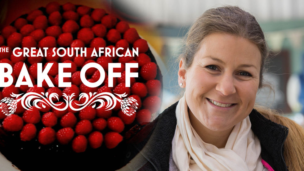 The Great SA Bake Off, contestant, Lauren, BBC Lifestyle