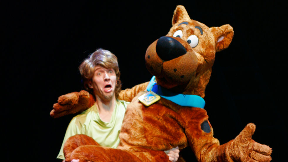 An image of Scooby Doo and Shaggy
