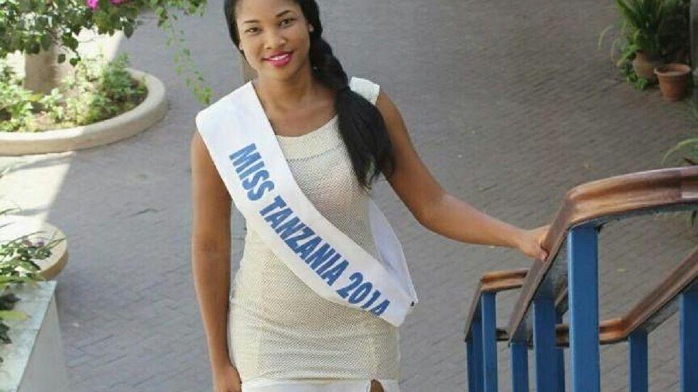 Miss Tanzania Lilian Kamazima