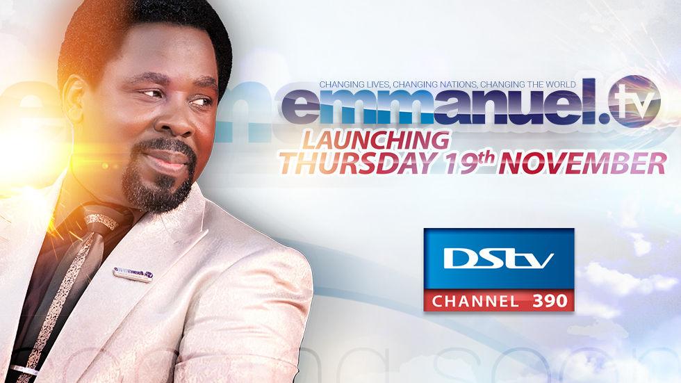 Emmanuel TV on DStv