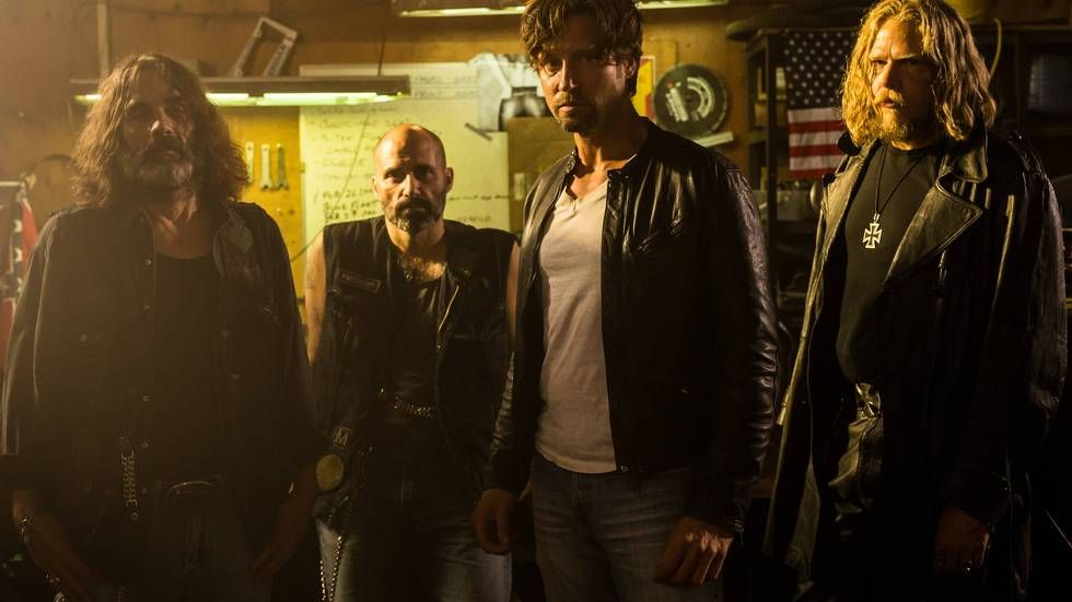 An image for Gangland Undercover.
