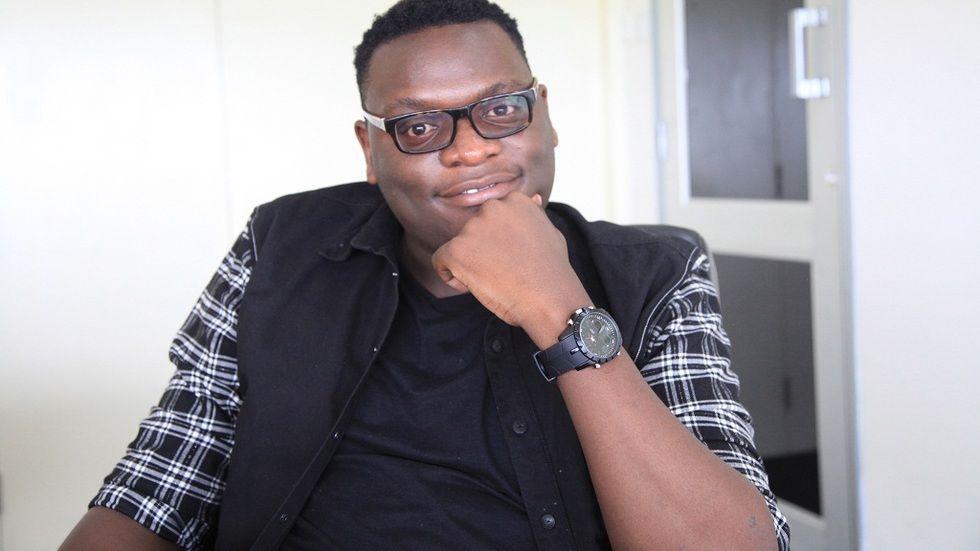 Kenyan rapper Calvo Mistari