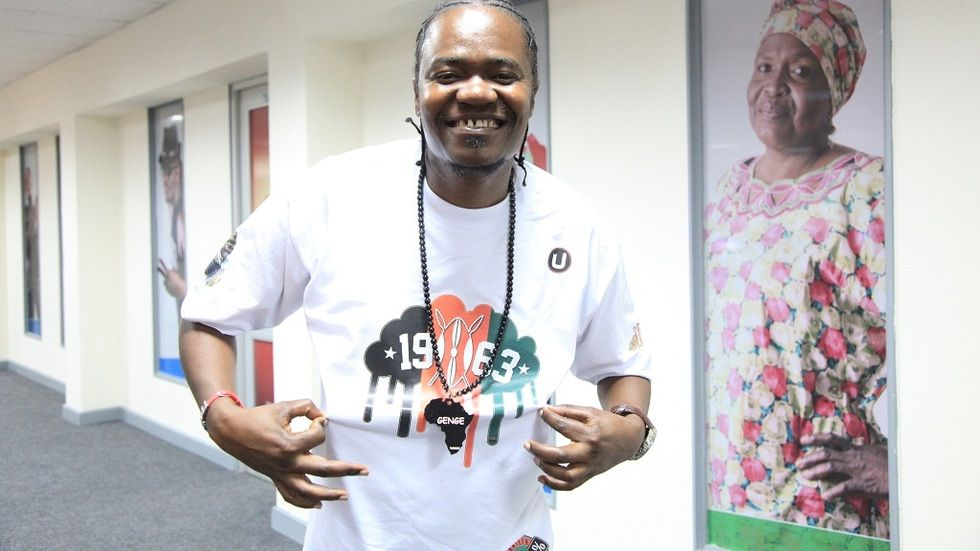 King of Genge music Jua Cali