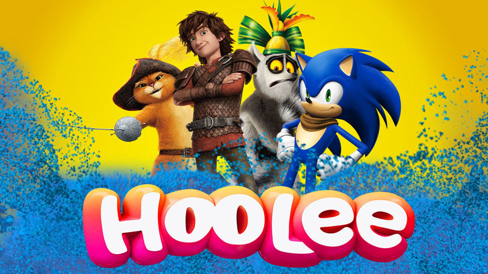 Artwork for the pop-channel Hoolee.