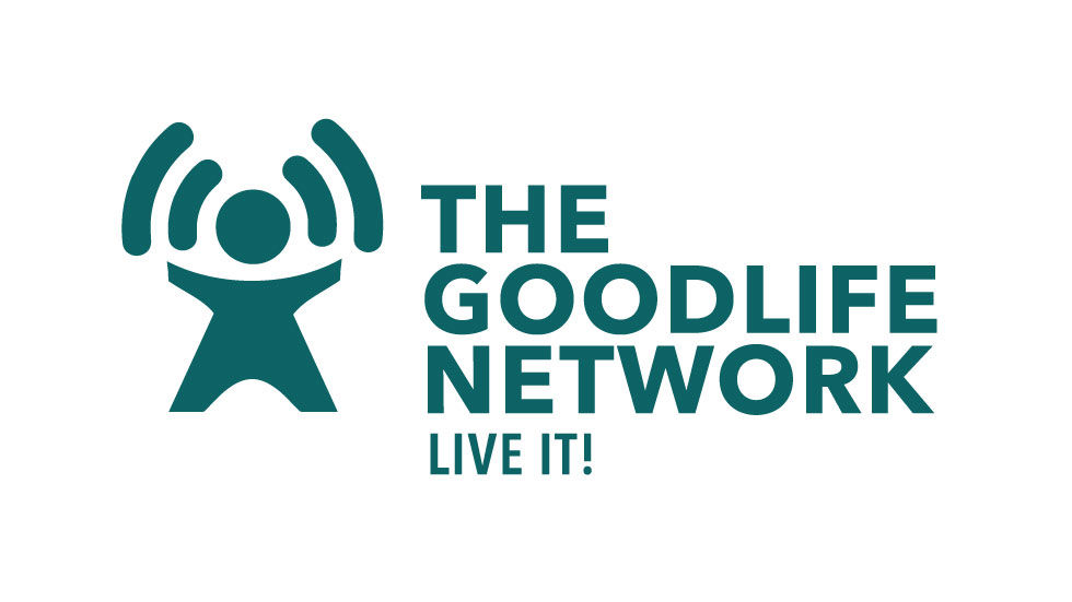 Logo for the DStv pop-up channel, The Good Life Network