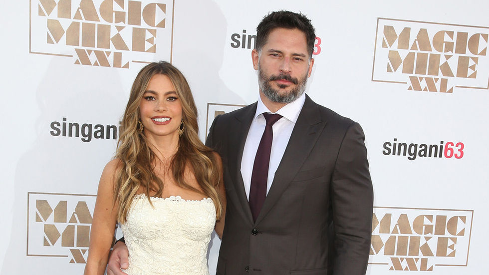 Sofia Vergara and husband Joe Manganiello