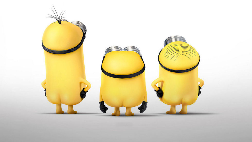 An image of the Minions
