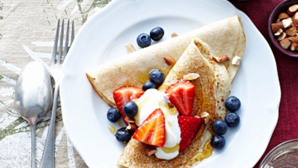 Healthy comfort foods.