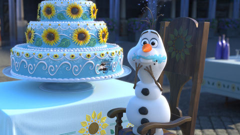 DStv_Olaf_Frozen Fever_Disney