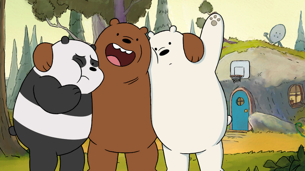 Image result for we bare bears