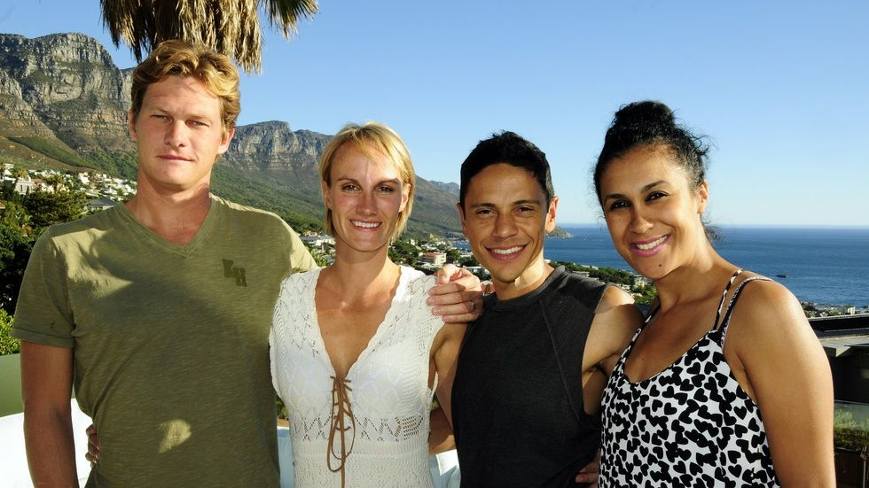 Dyl and Vix and Emile and Razia are the final two couples on Power Couple SA.