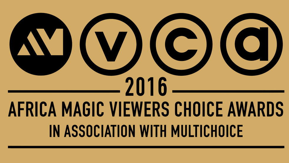 Logo for the 2016 Africa Magic Viewers' Choice Awards