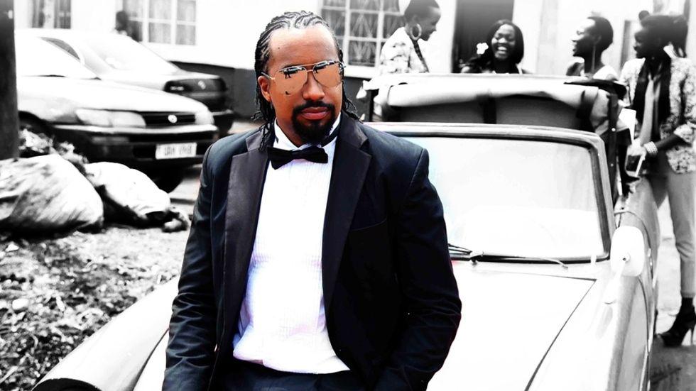 Ugandan Hip hop star Navio