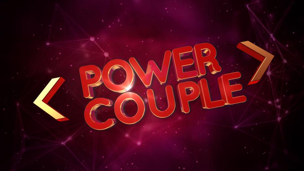Logo, Power Couple, India, Sony