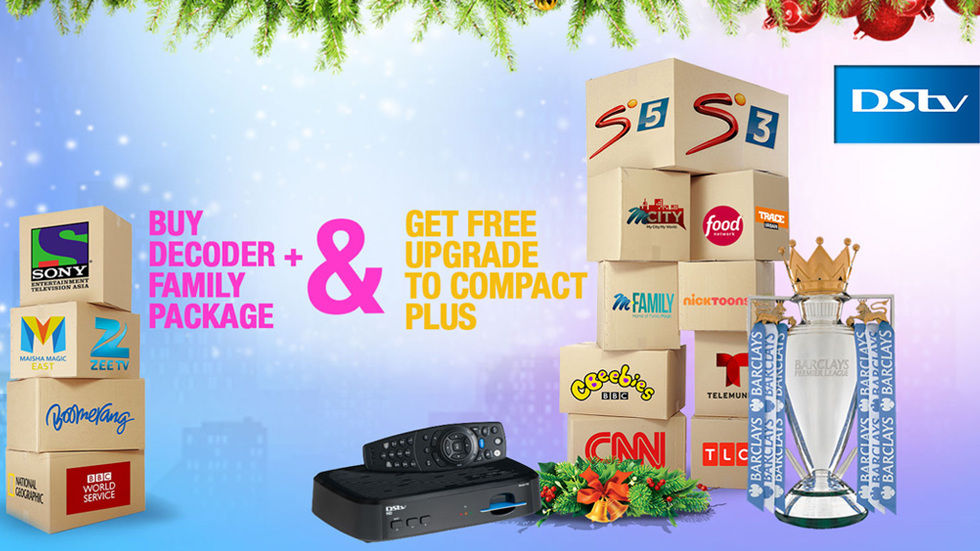 DStv Compact Offer