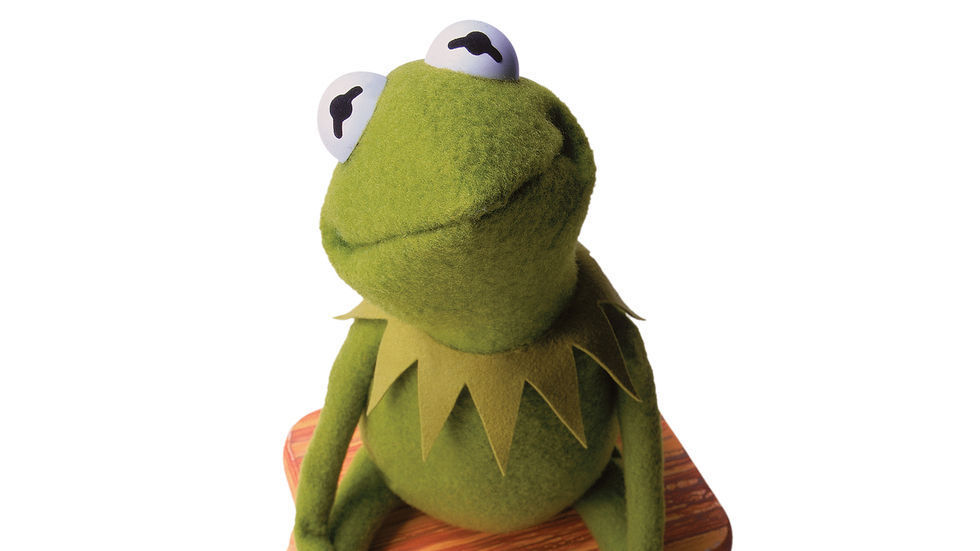 Kermit the Frog on The Muppets S1
