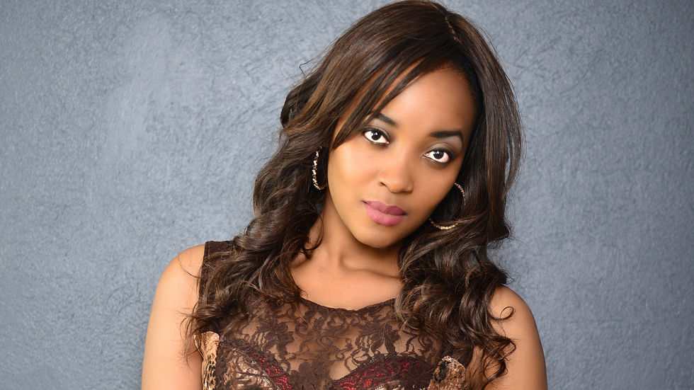 An image of Nompilo Gwala who plays Phindi in Saints and Sinners