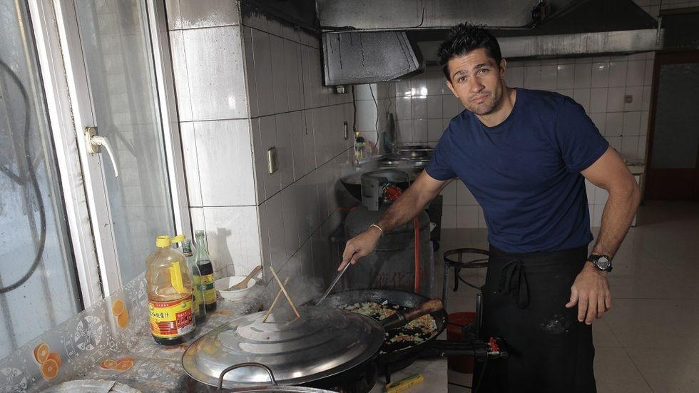 Fearless Chef Kiran Jethwa