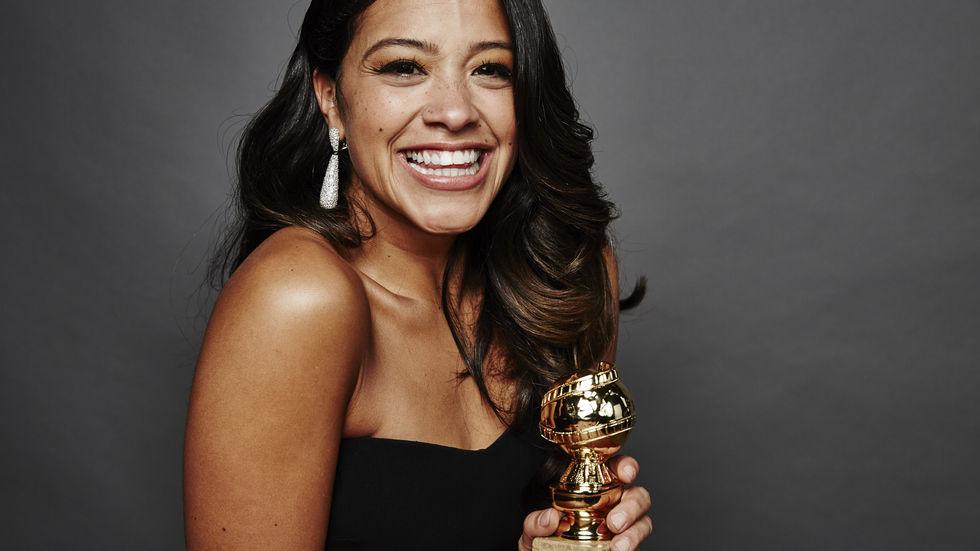 Golden Globes 2015, Gina Rodriguez