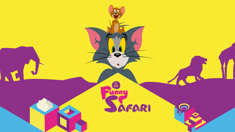 Artwork for So Funny Safari.