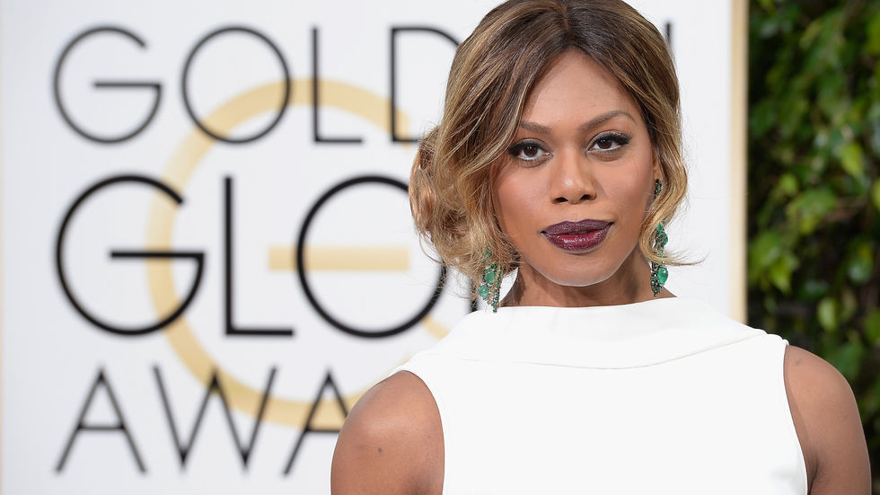 Golden Globes, Laverne Cox, actress