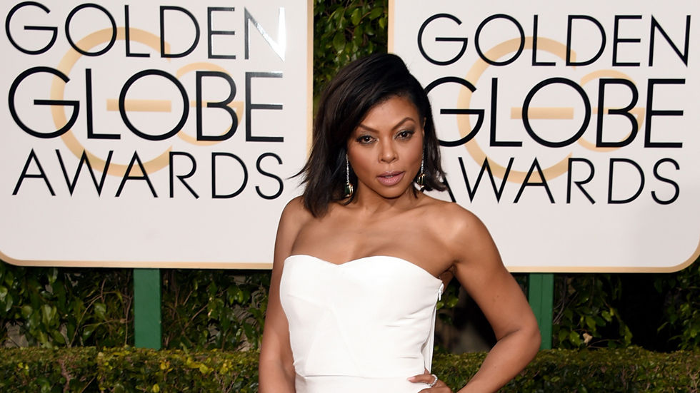Golden Globes, Taraji P Henson, Empire, actress, Cookie
