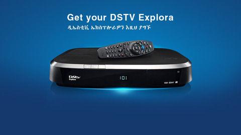 DStv Explora - Ethiopia - Page