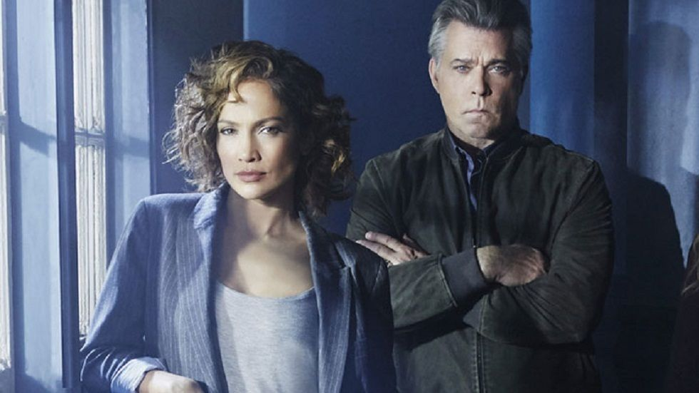 Jennifer Lopez and Ray Liotta in Shades of Blue