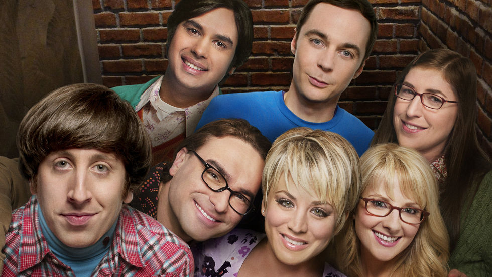 Artwork for The Big Bang Theory on M-Net