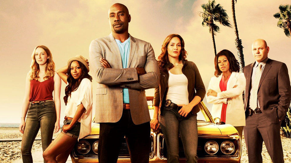The cast of Rosewood.