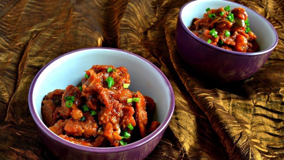 Kaluhi's beef recipe