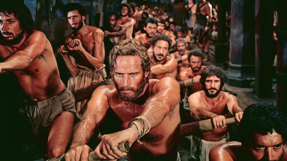 Ben Hur, TCM, movie