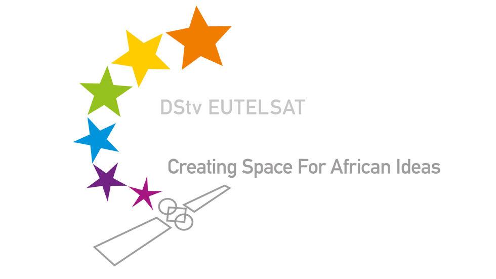Logo for the DStv Eutelsat Star Awards