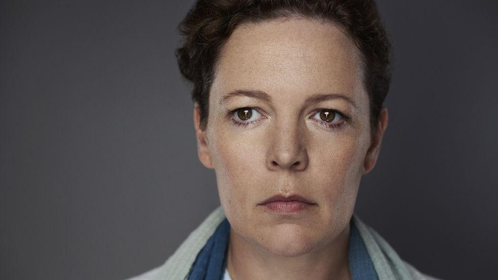 Olivia Colman, The Night Manager, AMC, series, Angela Burr