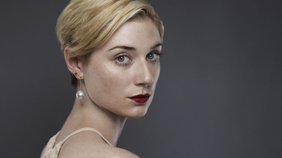 elizabeth debicki height