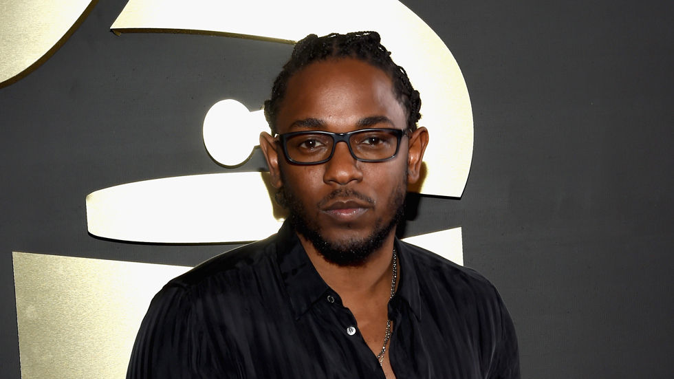A Getty image of Kendrick Lamar