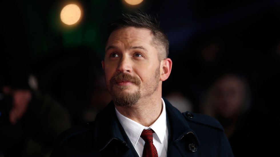 Tom Hardy, actor, The Revenant