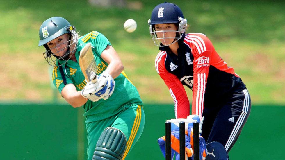 South Affrica Women's cricket team captain, Mignon du Preez.