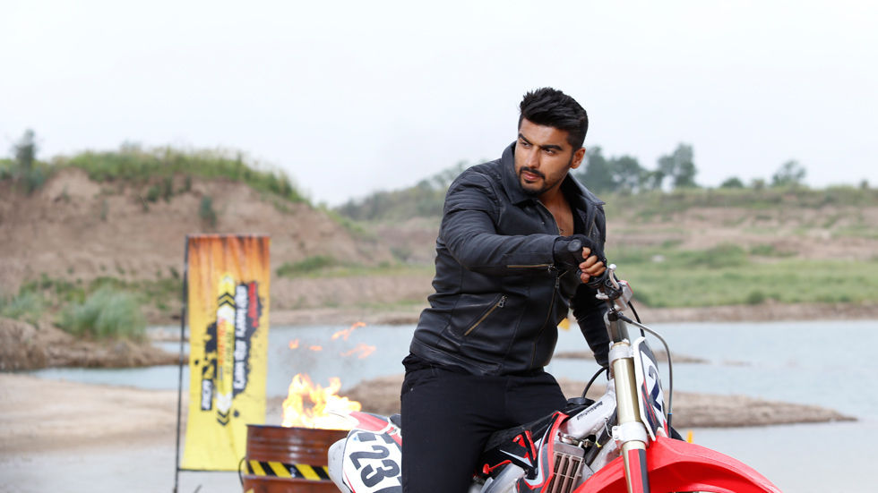 Arjun Kapoor from Colors.